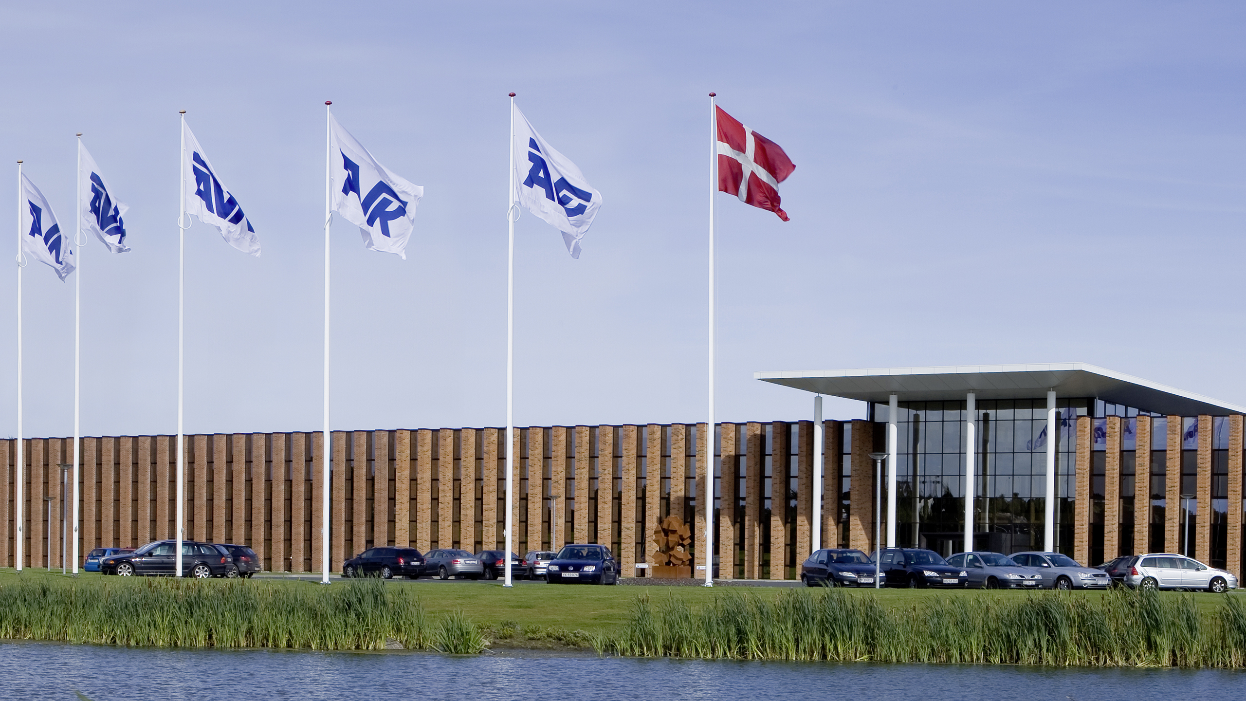 AVK headquater in Skovby Denmark